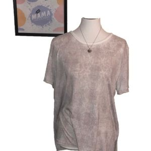 "NWOT ""We The Free"" by Free People Lavender Top"